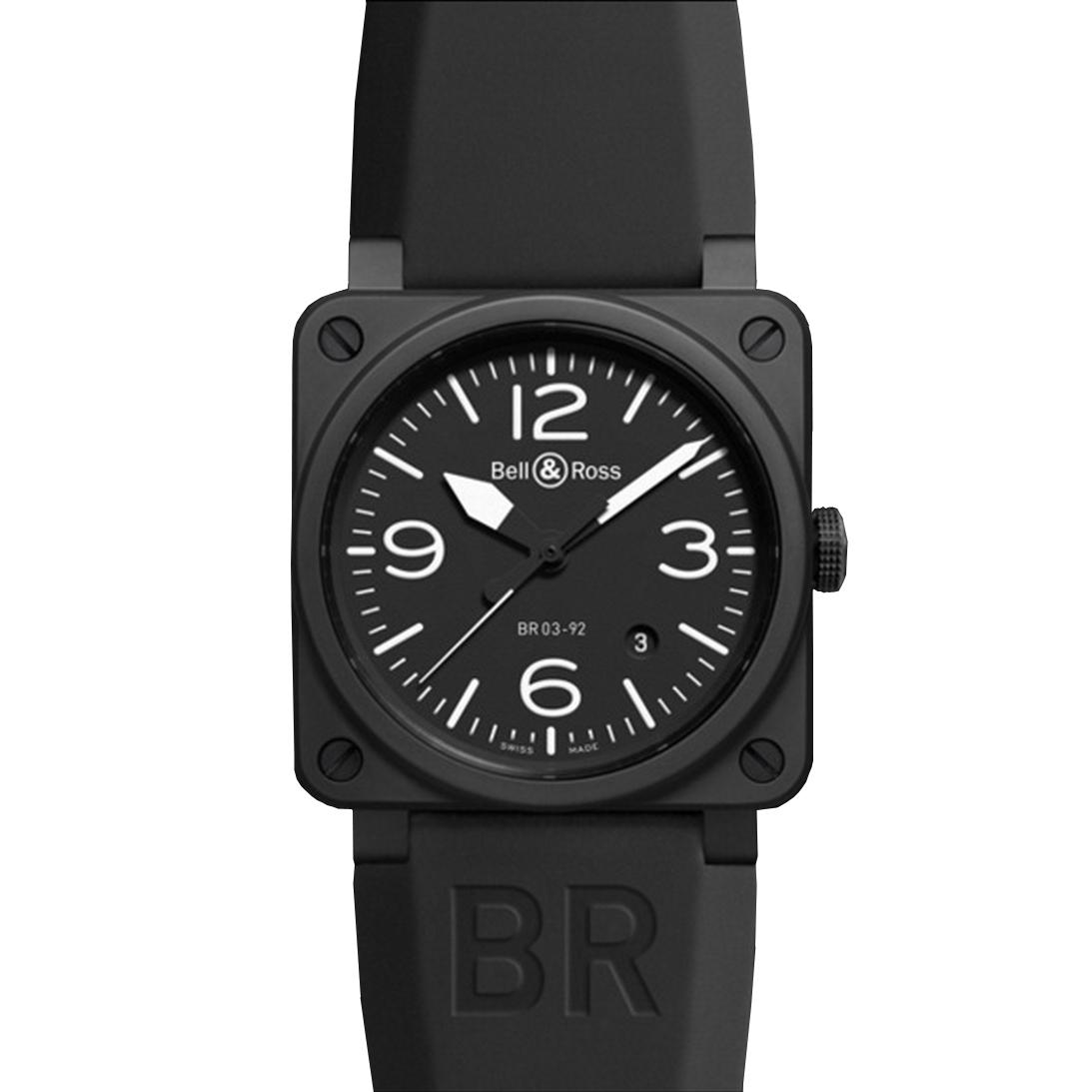 Aviation BR 03-92 Black Matte BR-03-92-BM