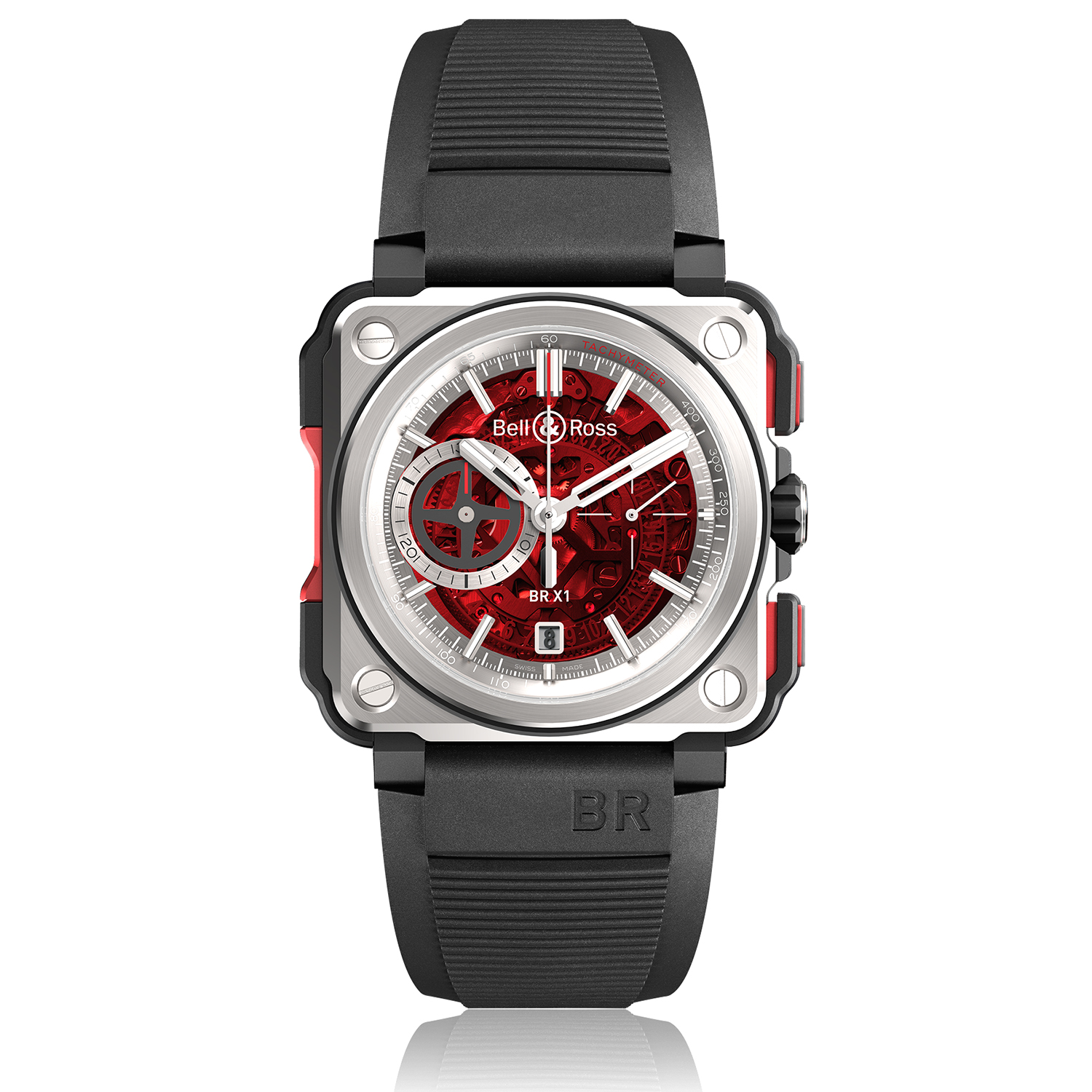 Aviation BR-X1 Chronographe Red Boutique Edition