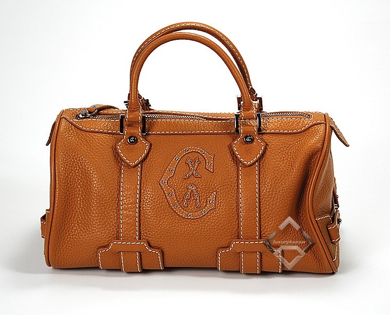 Escapade VII Camel Speedy Bag