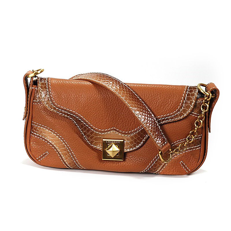 Escapade VII Camel Arizona Bag