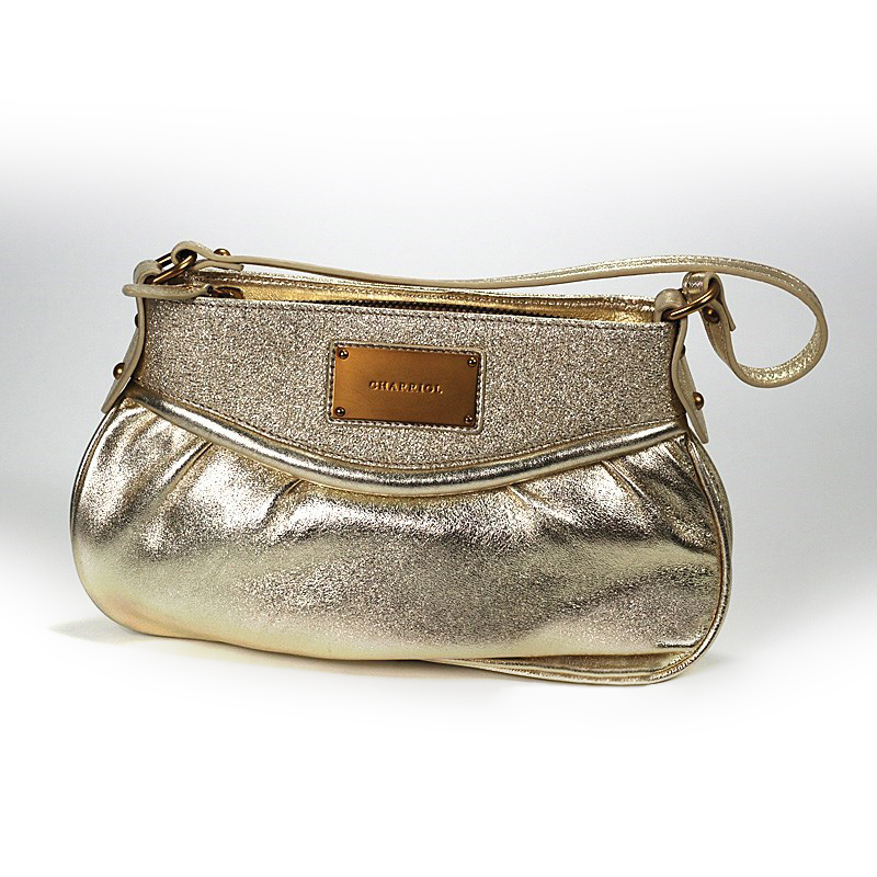 Escapade VIII Aquarius Light Gold Handbag BAGLECO14804