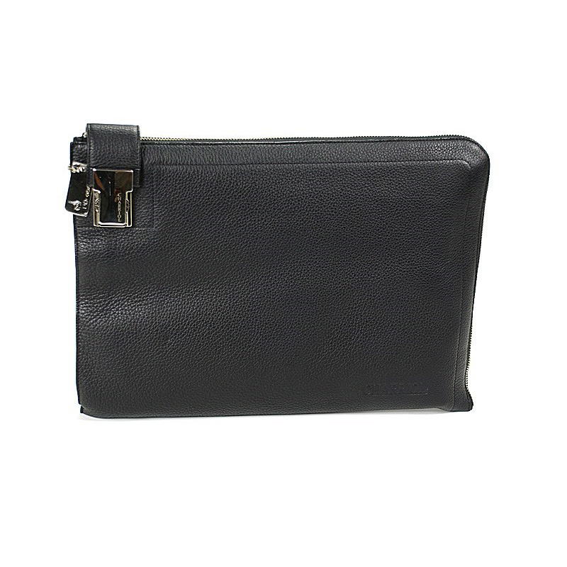 Men's Black Document Holder Bag BAGMENCO.011.003