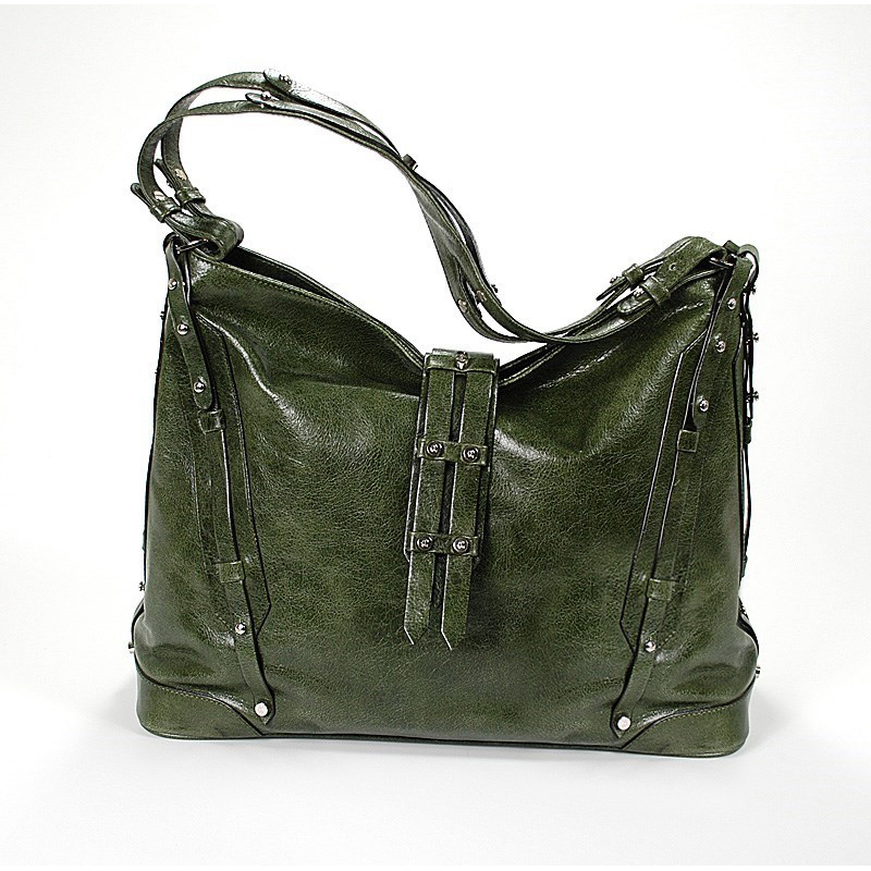 Madrid Bag Large Olympia Dark Green