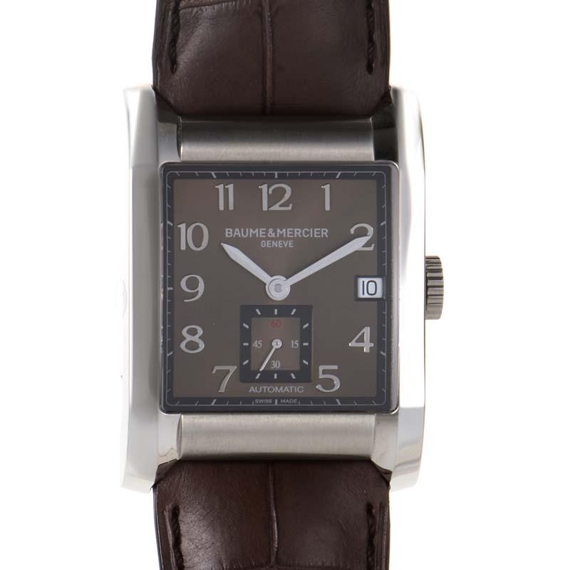 Baume & Mercier Hampton Mens Watch MOA10028 | Luxury Bazaar | www ...