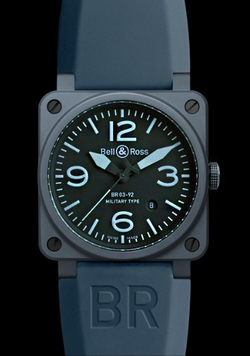 BR03-92 Blue Ceramic