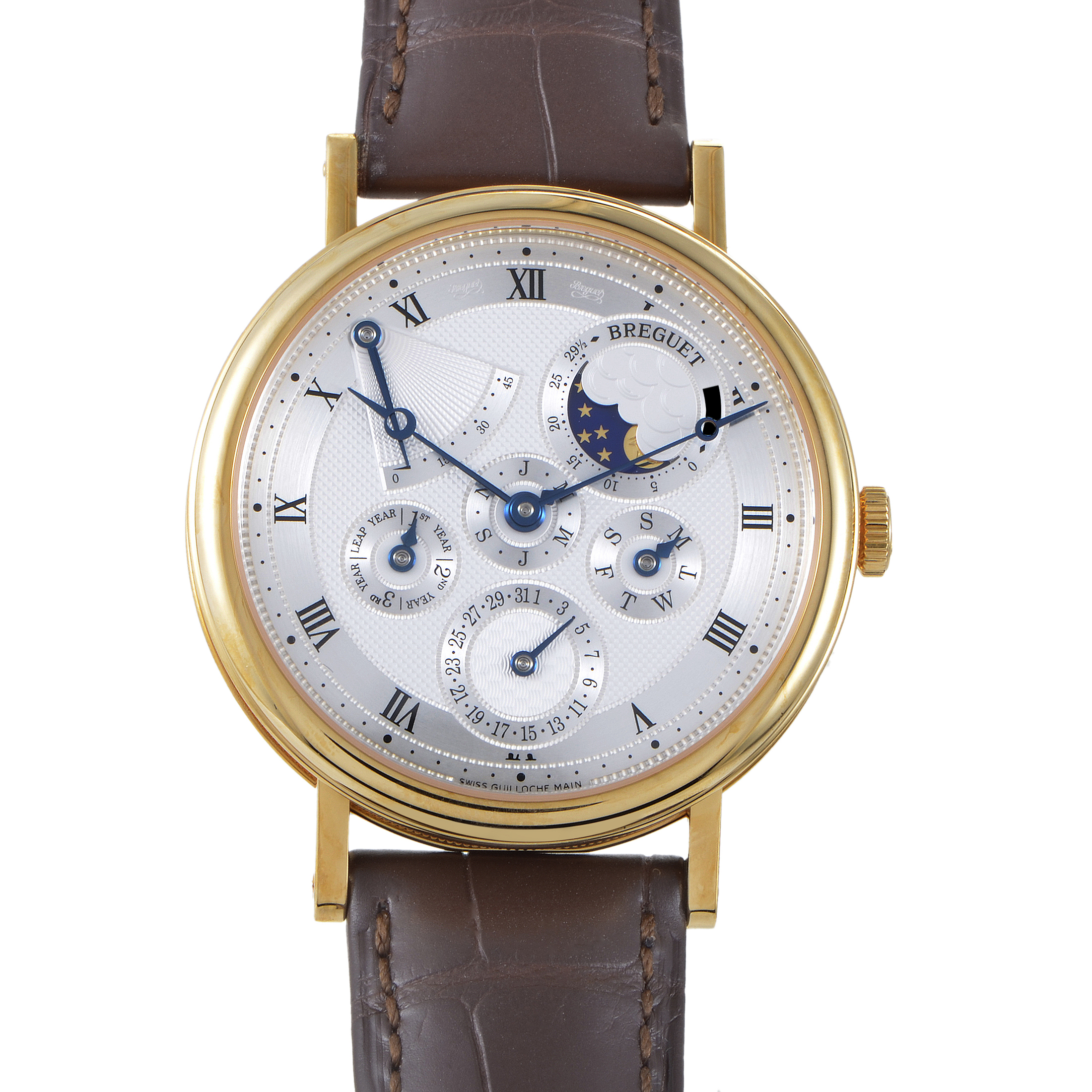 Grande Complication Perpetual Calendar Mens Watch 5327BA/1E/9V6