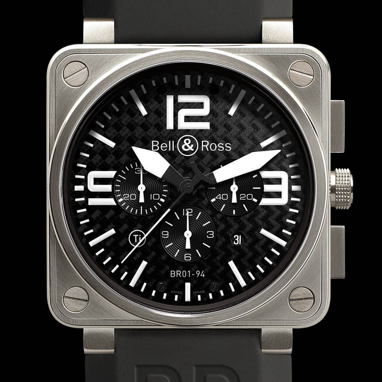 AAA Replique Montre Bell & Ross BR 01-94 TITANIUM Chronographe 46mm des http://www.repliquesuisse.co/!