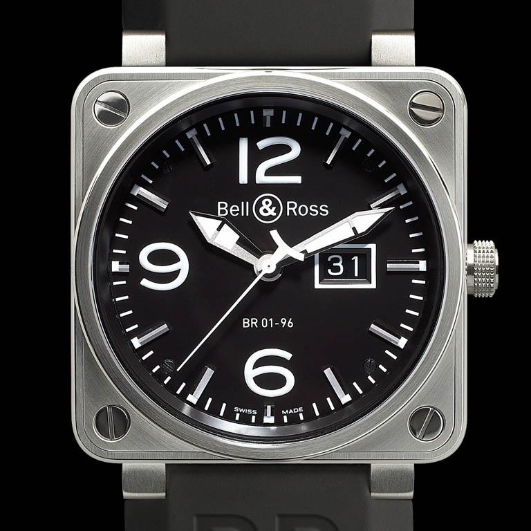 BR 01-96 Black Steel