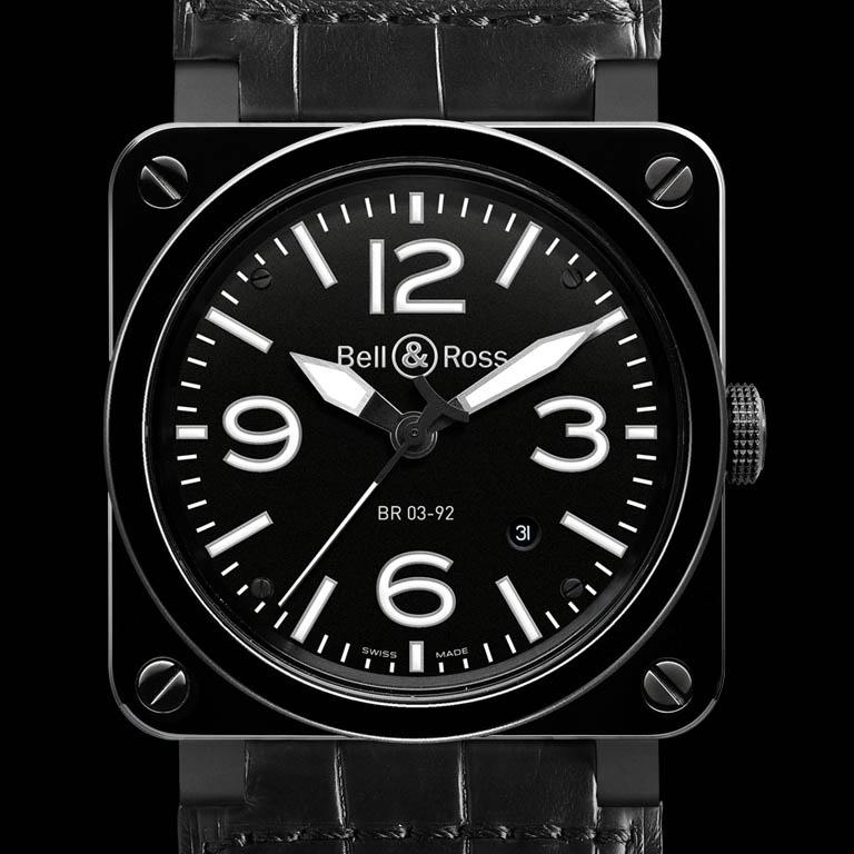 BR 03-92 BLACK CERAMIC