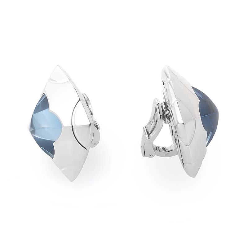 Bvlgari earrings white gold price australia