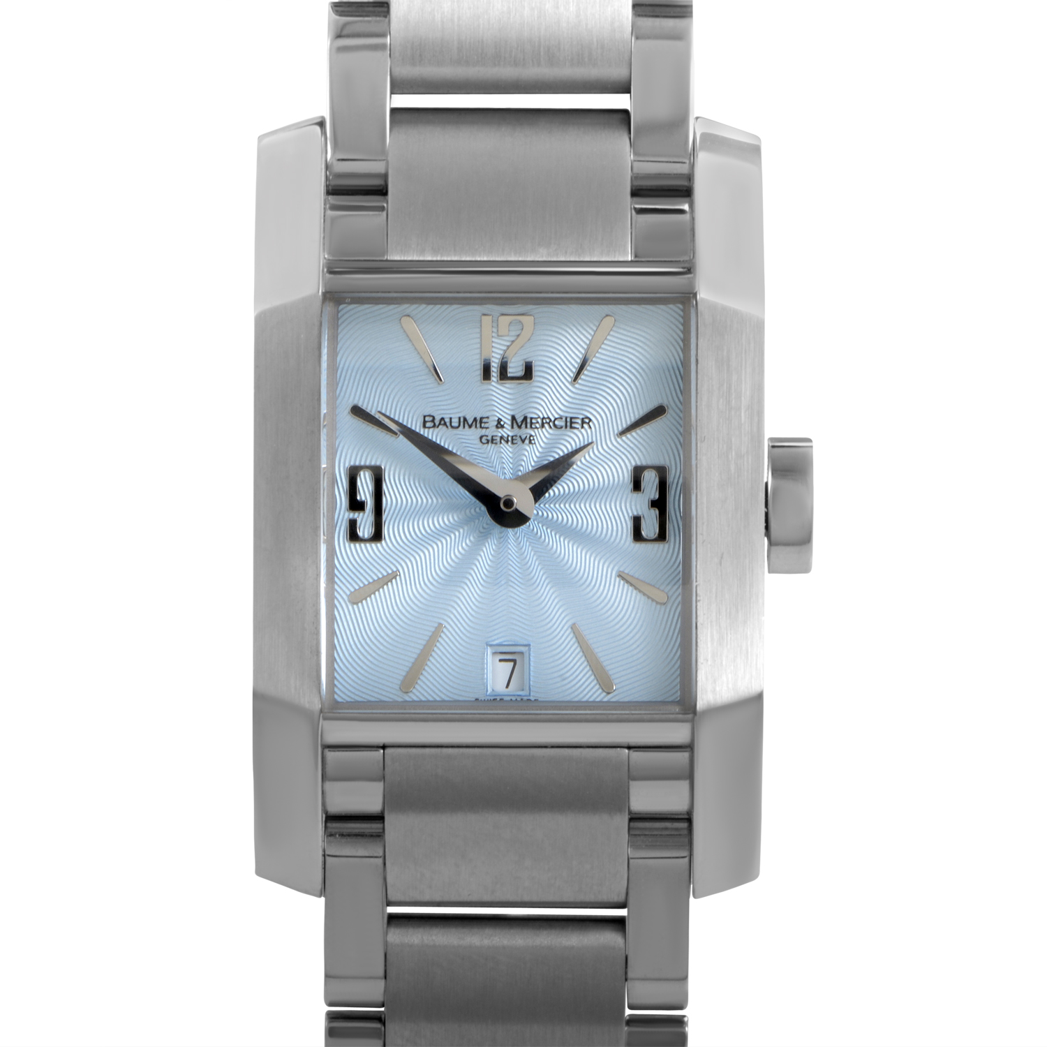 Ladies Stainless Steel Quartz Watch MOA08611