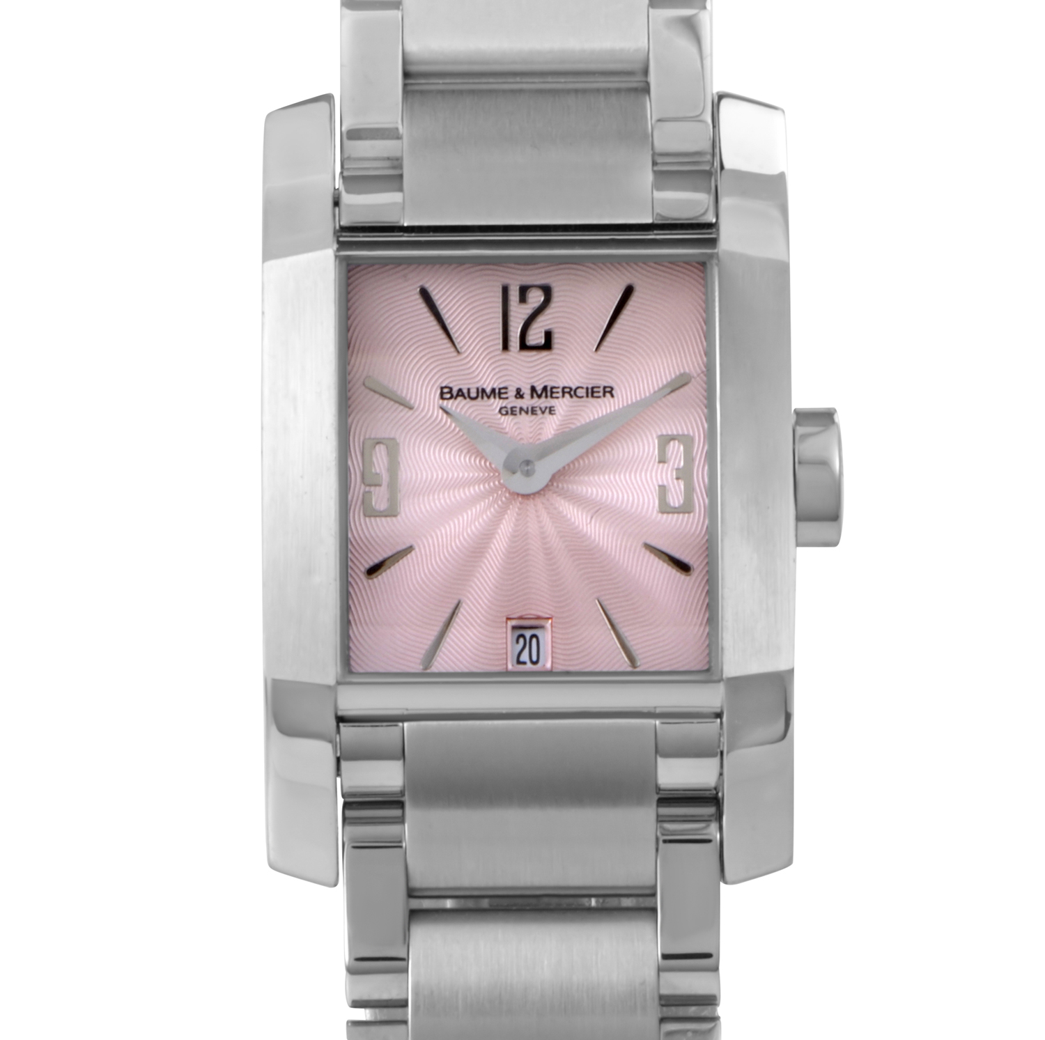 Ladies Stainless Steel Quartz Watch MOA08709