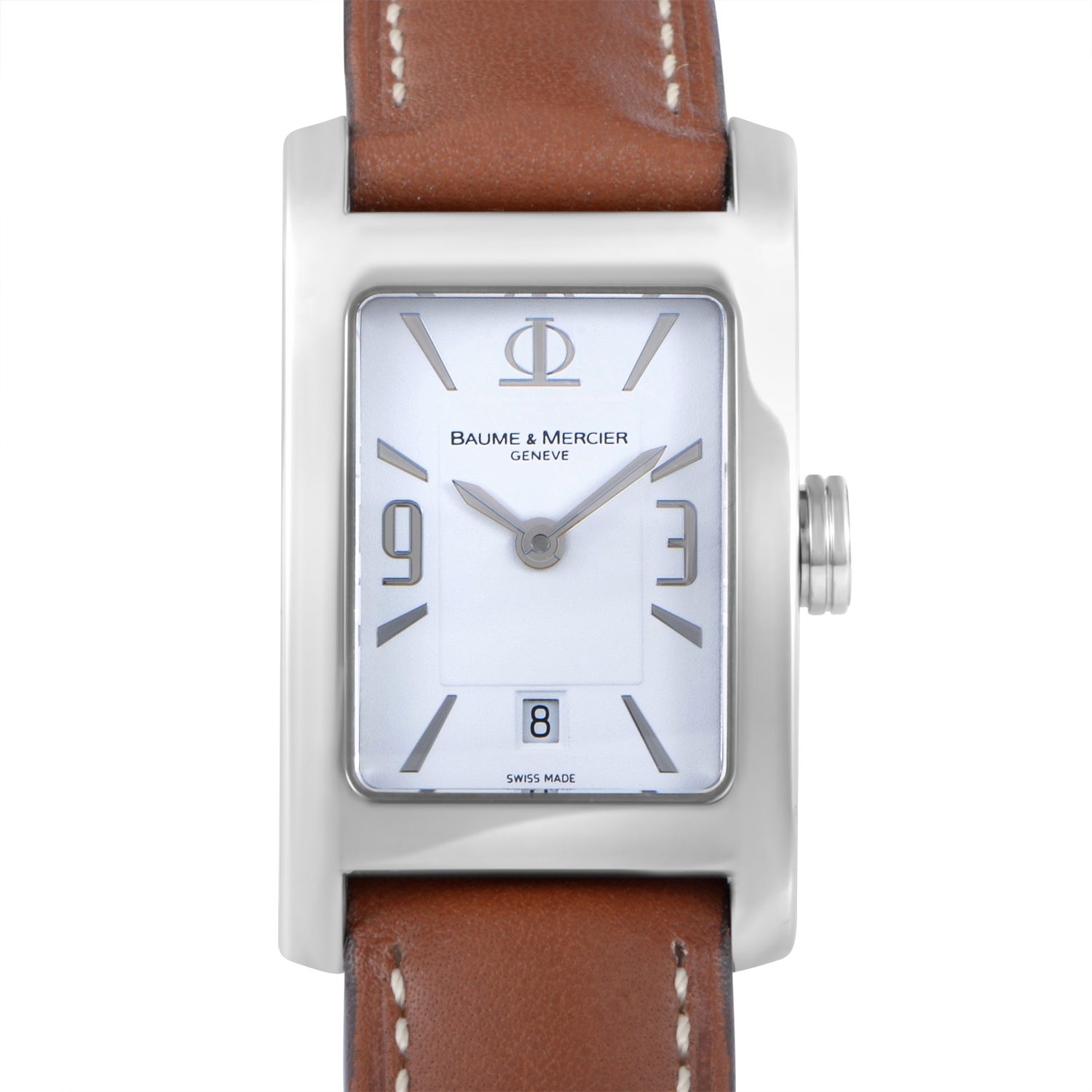 Hampton Ladies Stainless Quartz Watch MOA08812