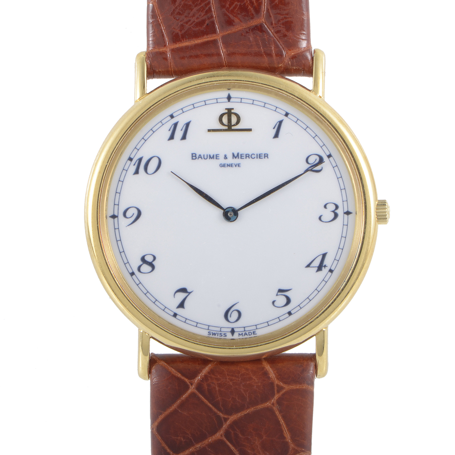 Ladies Yellow Gold Watch MOAO1013