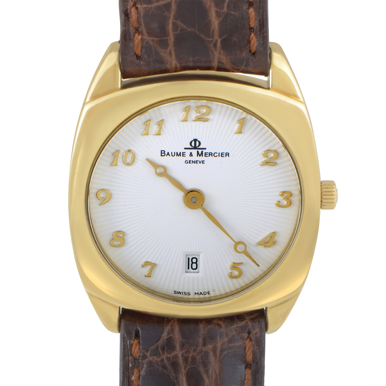 Ladies Yellow Gold Watch MOAO6628