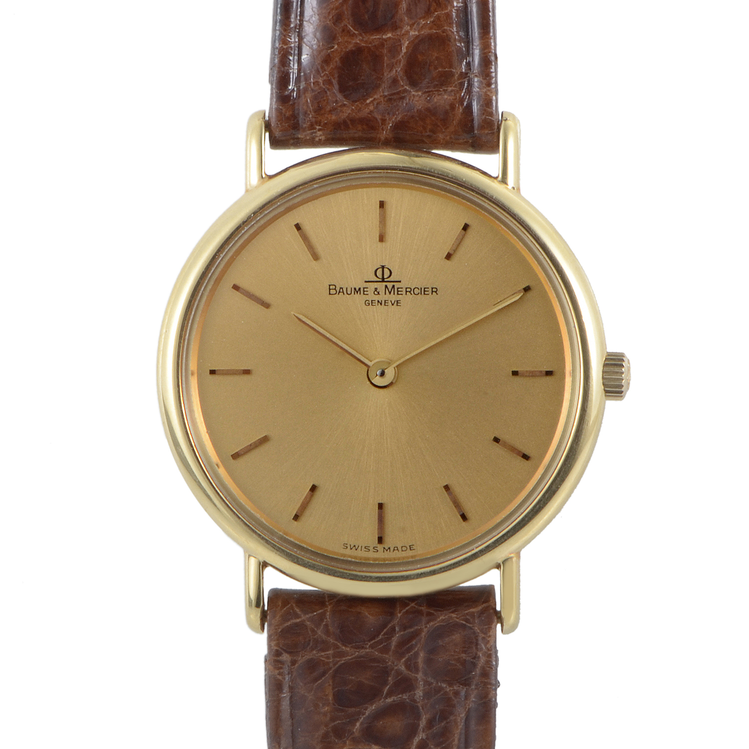 Ladies Yellow Gold Watch MOAO4793