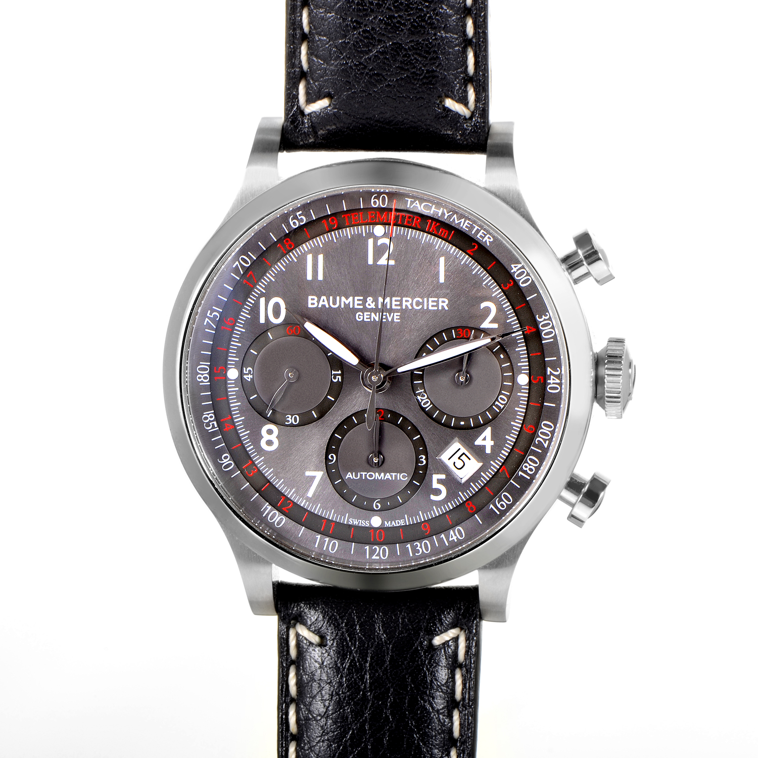 Capeland Mens Stainless Steel Chronograph Watch M0A10003
