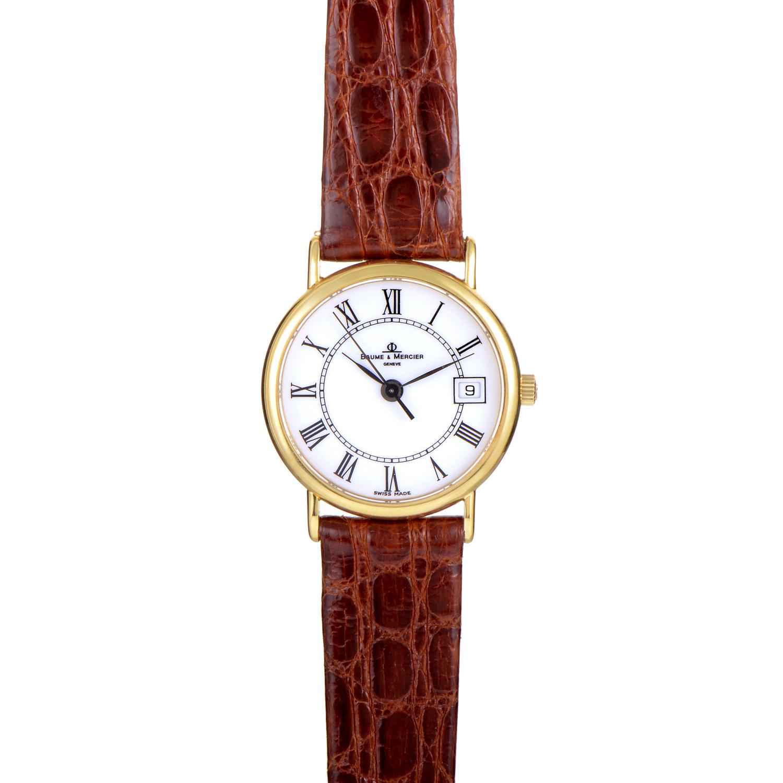 Ladies Yellow Gold Quartz Watch MOAO5008