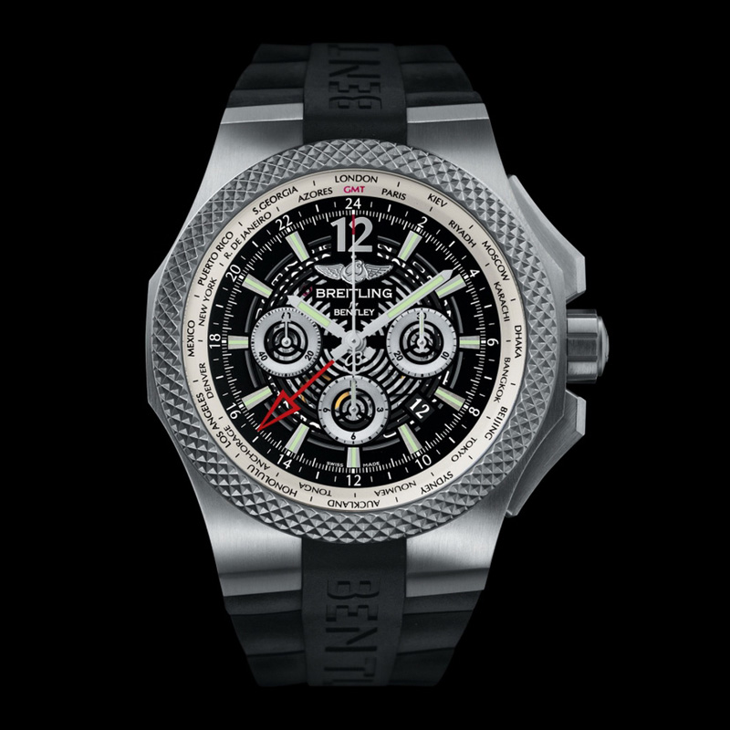 Bentley GMT Light Body B04 EB043210/BD23/222S/E20DSA.2 (Titanium)