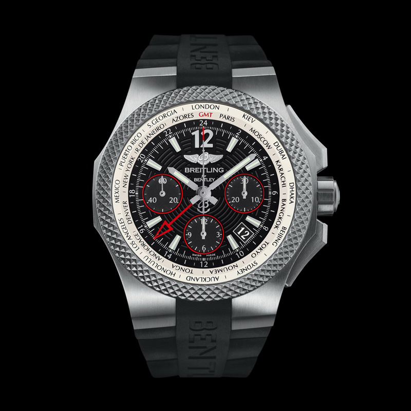 Bentley GMT Light Body B04 S EB043335/BD78/232S/E20DSA.2 (Titanium)