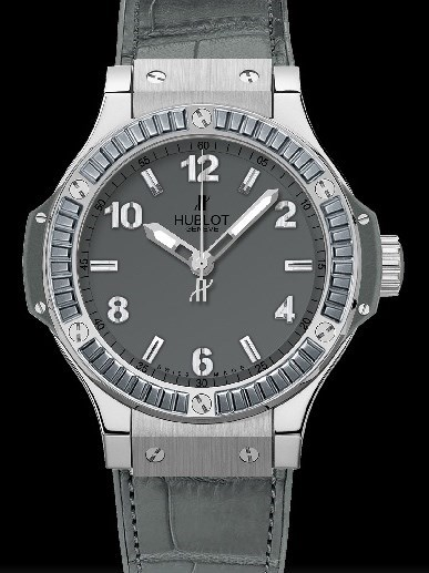Big Bang 38mm Earl Gray Hematite 361.ST.5010.LR.1912