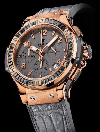 Big Bang 41mm Earl Gray Gold Hematite 341.PT.5010.LR.1912
