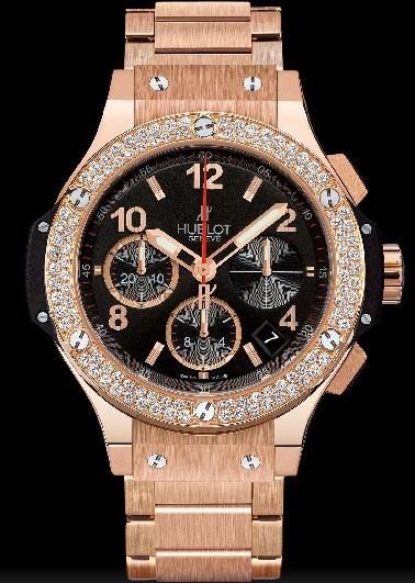Big Bang 41mm Gold Bracelet 341.PX.130.PX.114