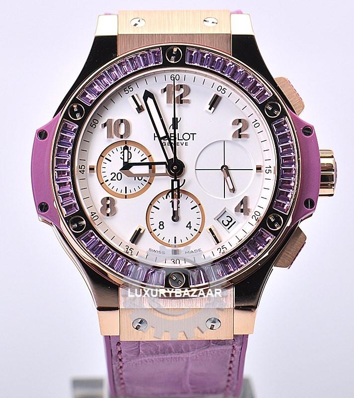 Big Bang 41mm Steel Tutti Frutti Purple RG 341.PV.2010.LR.1905
