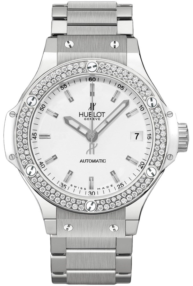 Big Bang Automatic Steel White 38 365.SE.2110.SE.1104