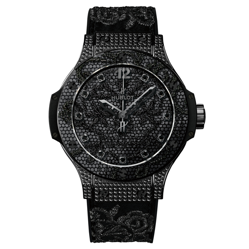 Big Bang Broderie 343.SV.6510.NR.0800 (PVD Stainless Steel)