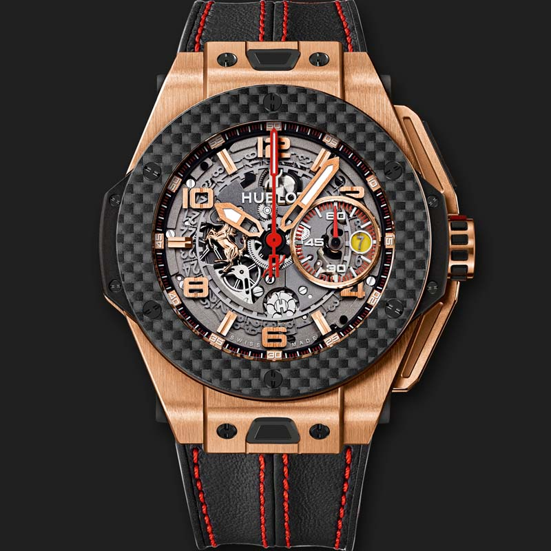 Big Bang Ferrari King Gold Carbon 401.OQ.0123.VR
