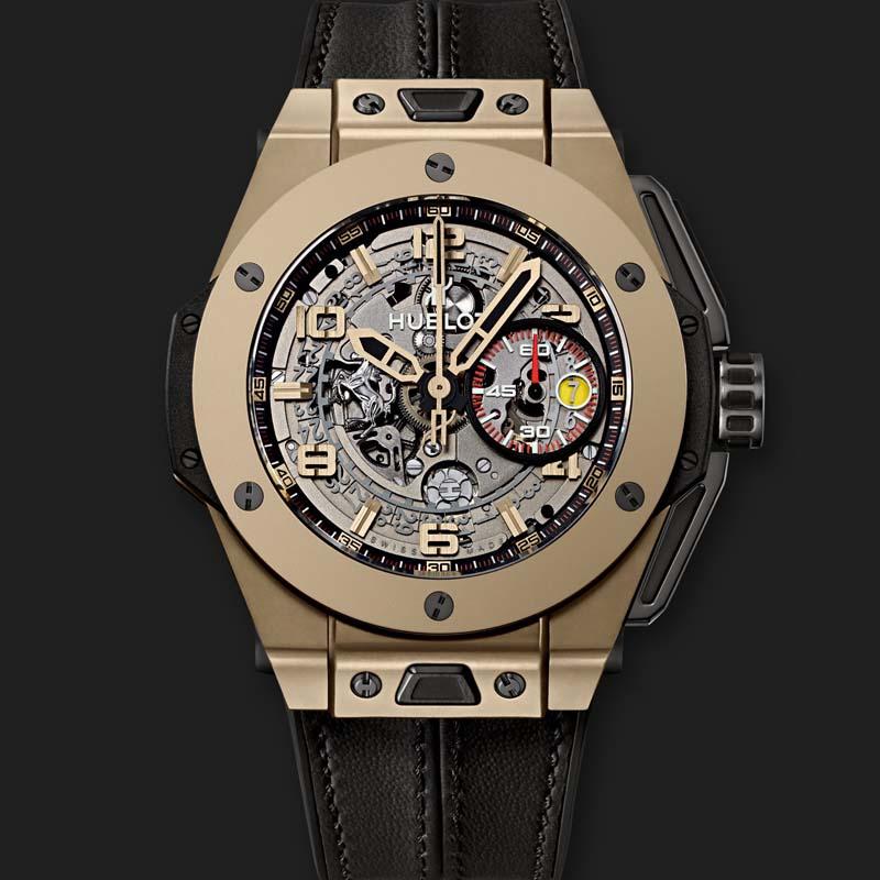 Big Bang Ferrari Magic Gold 401.MX.0123.GR