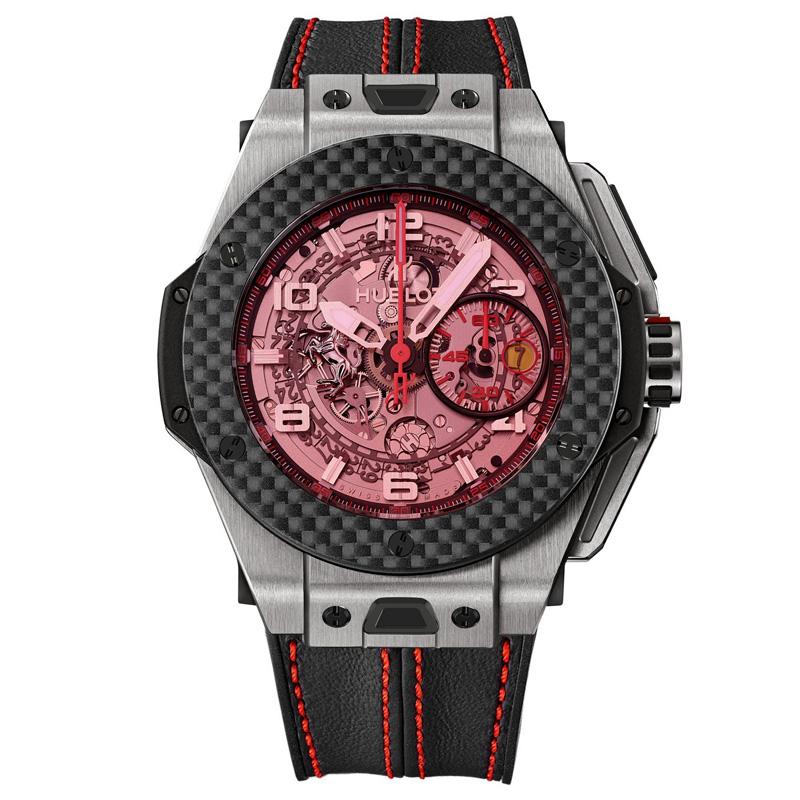 Big Bang Ferrari Titanium Carbon 401.NQ.0123.VR (Titanium)