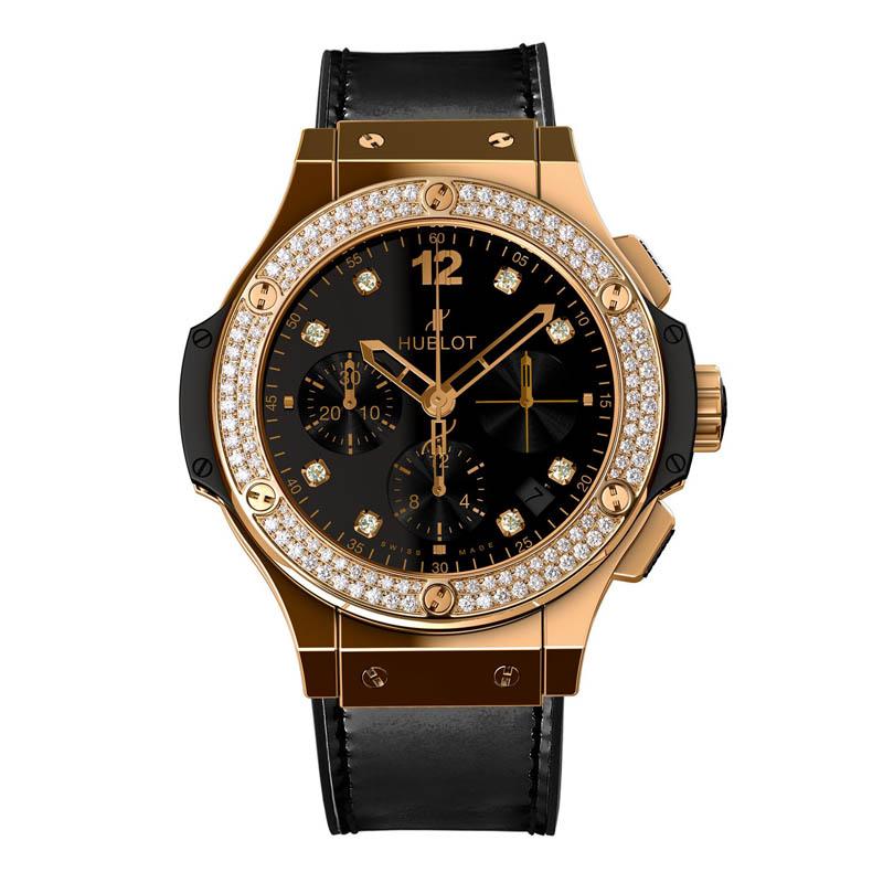 Big Bang Gold Shiny 341.PX.1280.VR.1104 (Rose Gold)