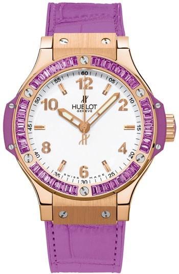 Big Bang Gold Quartz Tutti Frutti Purple 361.PV.2010.LR.1905
