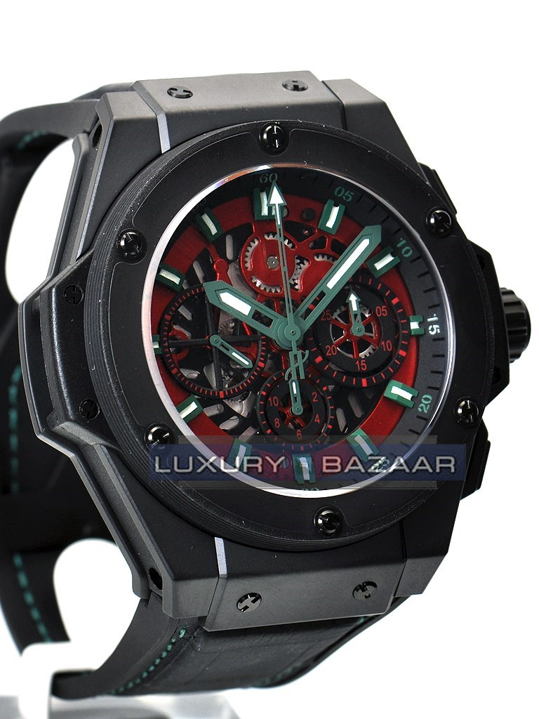 Big Bang King Power Mexico Black Ceramic Limited 710.CI.1130.GR.MEX10