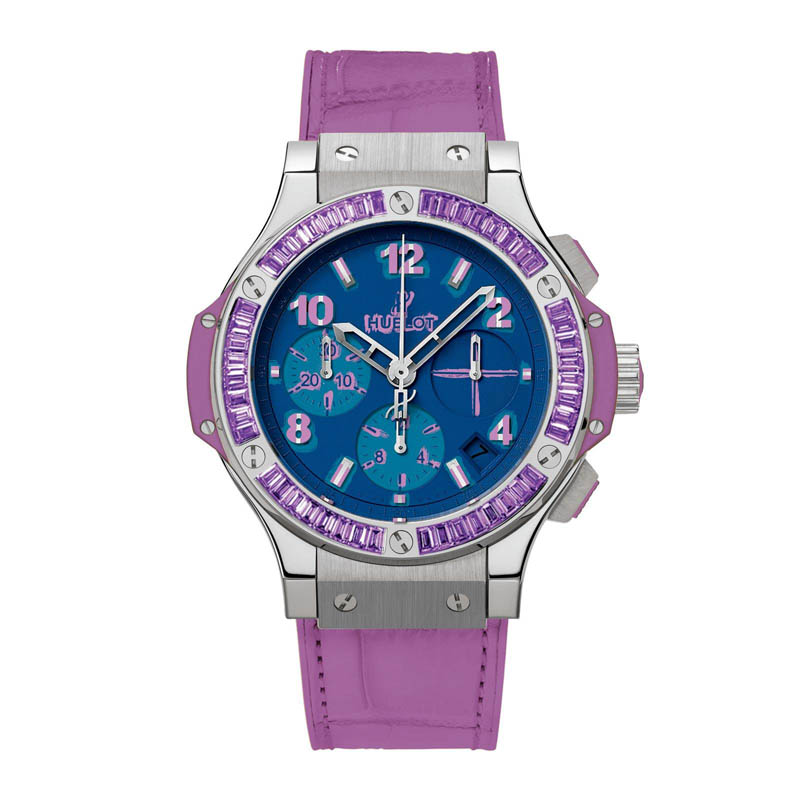 Big Bang Pop Art Steel Purple 341.SV.5199.LR.1905.POP14