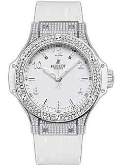 Big Bang Steel White Pave 361.SE.2010.RW.1704