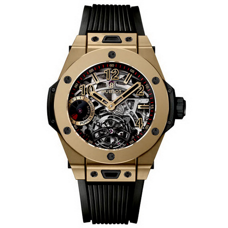 Big Bang Tourbillon 5-Day Power Reserve Full Magic Gold 405.MX.0138.RX (Magic Gold)
