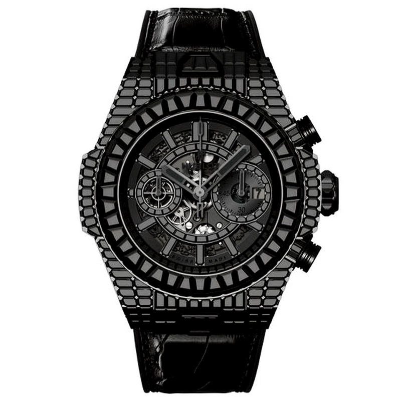 Big Bang Unico Haute Joaillerie 411.WD.9000.LR.9900 (White Gold)