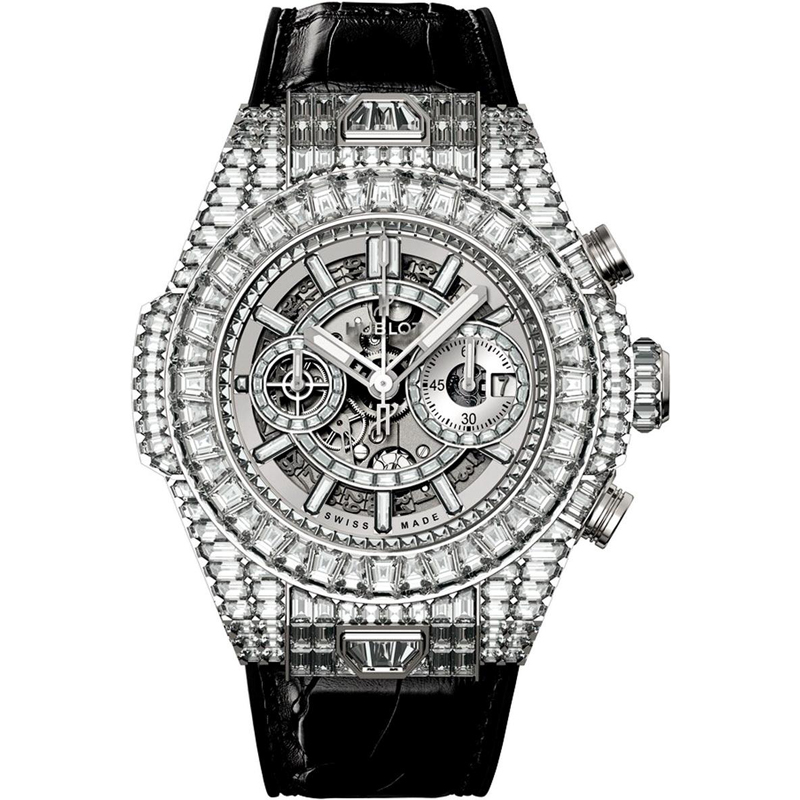 Big Bang Unico Haute Joaillerie 411.WX.9004.LR.9904 (White Gold)