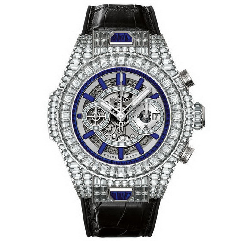 Big Bang Unico Haute Joaillerie 411.WX.9041.LR.9941 (White Gold)