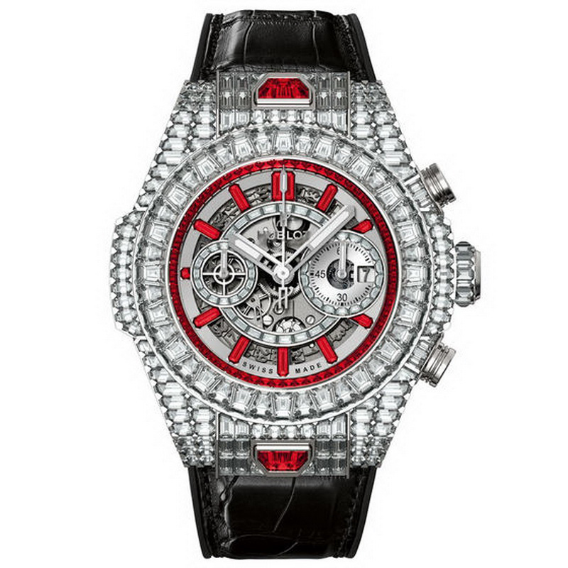 Big Bang Unico Haute Joaillerie 411.WX.9042.LR.9942 (White Gold)
