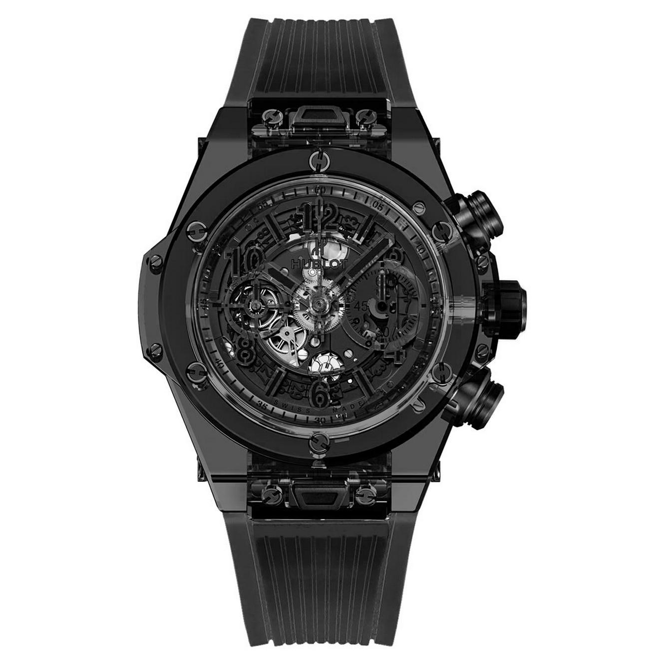 Big Bang Unico Sapphire All Black 411.JB.4901.RT