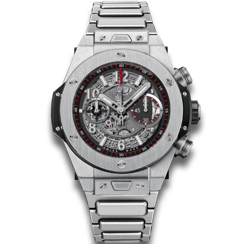 Big Bang Unico Titanium Bracelet 411.NX.1170.NX (Titanium)