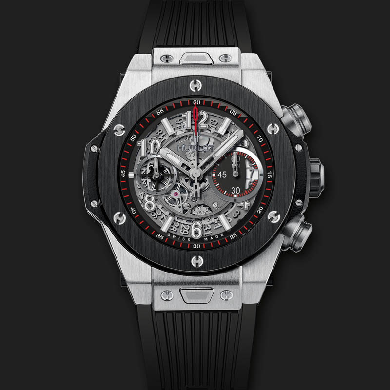 Big Bang Unico Titanium Ceramic 411.NM.1170.RX