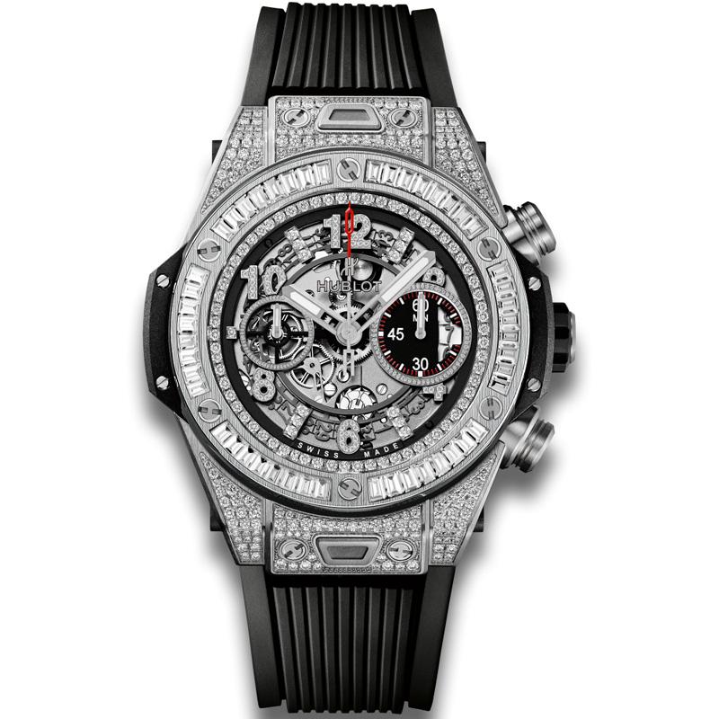 Big Bang Unico Titanium Jewellery 411.NX.1170.RX.0904 (Titanium)