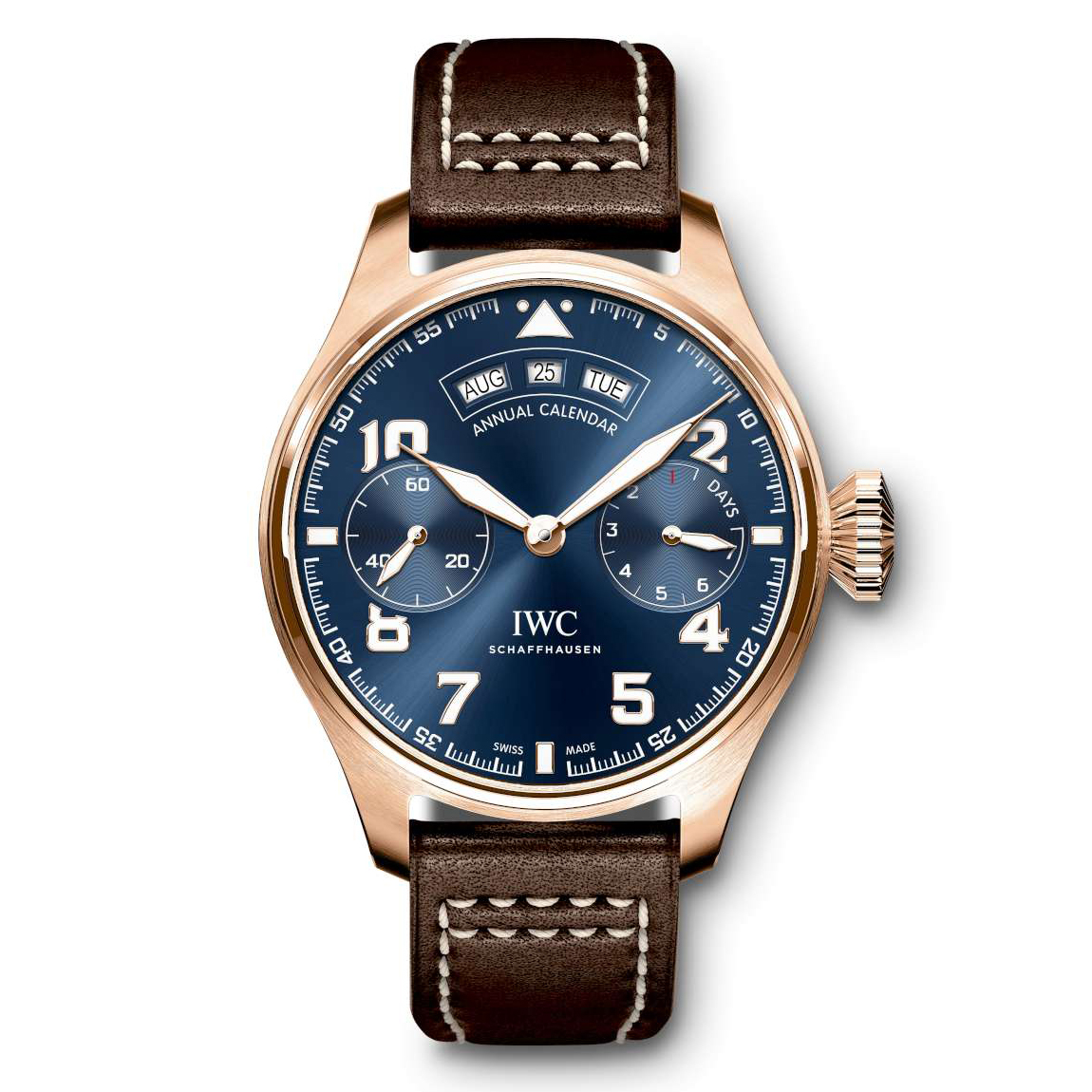 Big Pilot's Watch Annual Calendar Edition