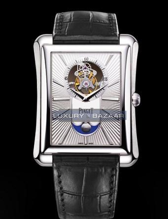 Black Tie Emperador Tourbillon Watch GOA35121