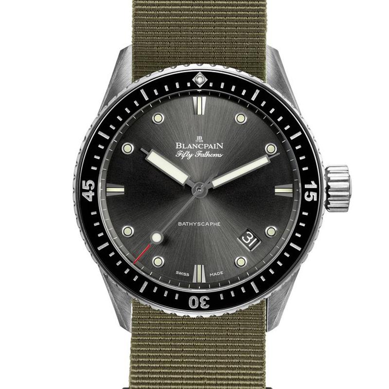Bathyscaphe 5000-1110-NAKA